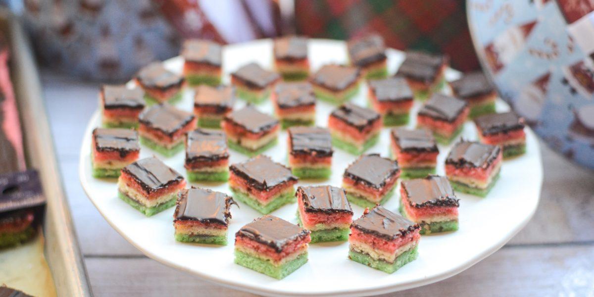 7 Layer Italian Cookies Hi Res
