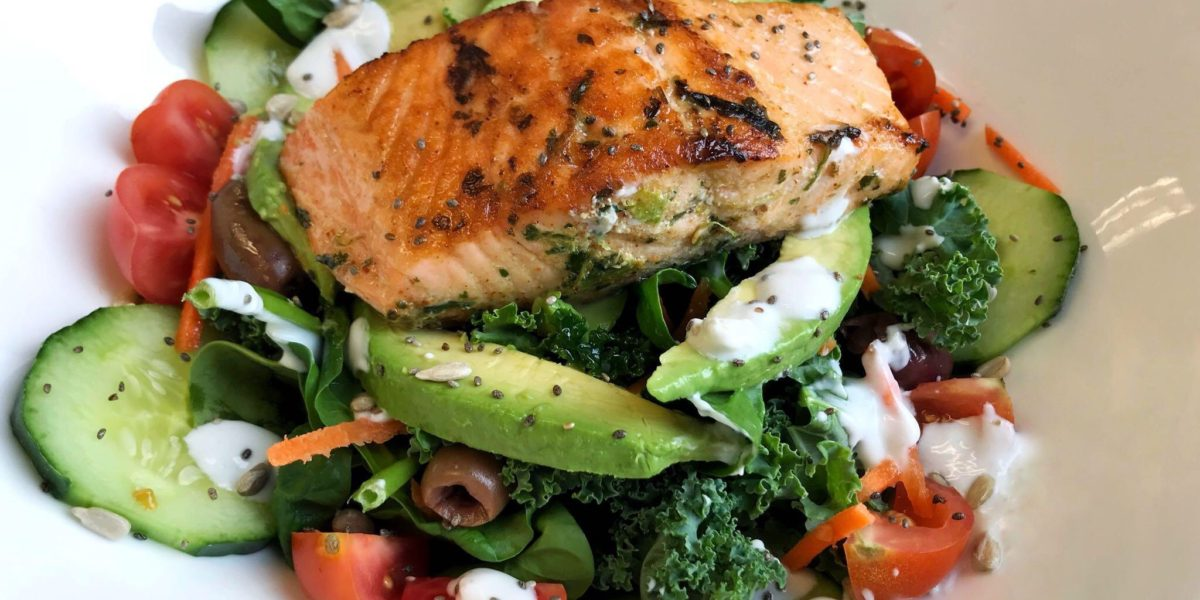 Heart Healthy Salad 002