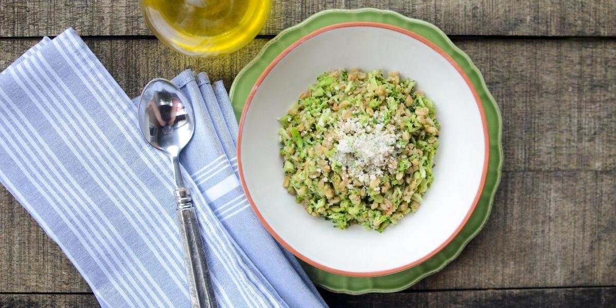 Broccoli Risotto