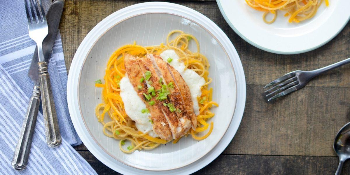 Butternut Squash Noodles 2