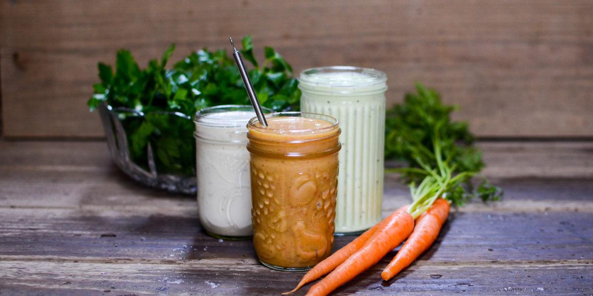 Carrot Ginger Dressing Hi Res