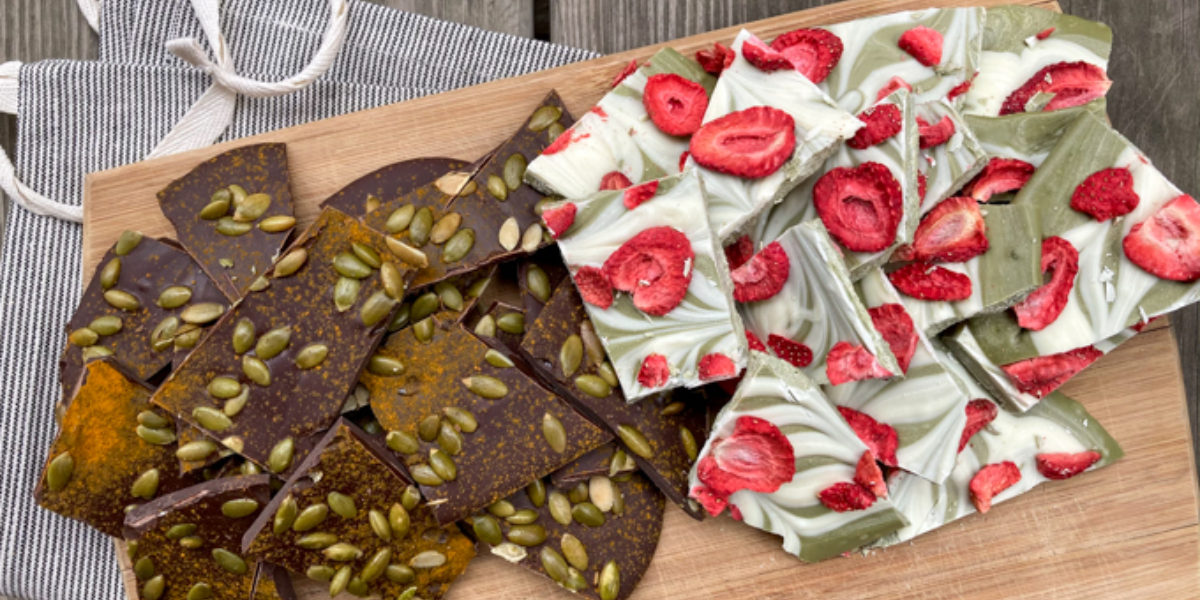 Chocolate Superfood Bark 1360