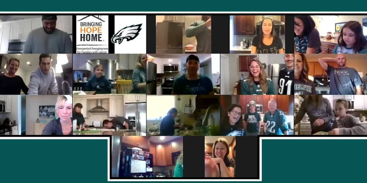 Eagles Cooking Class