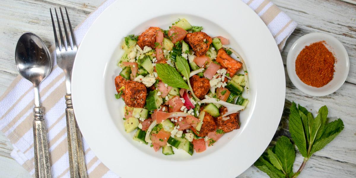 Fattoush Salad Hi Res