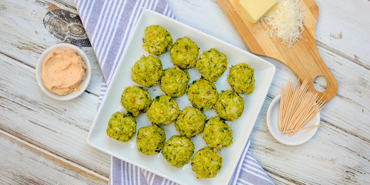Green Pea Meatballs Hi Res