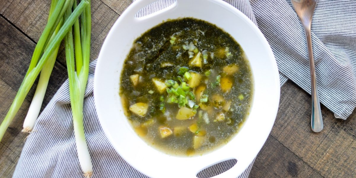 Korean Seaweed Soup 2