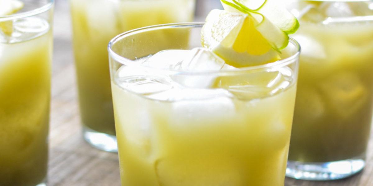 Matcha Lemonade 2
