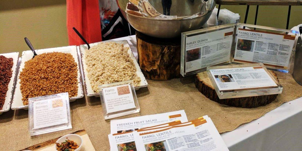 Whole Grains Table