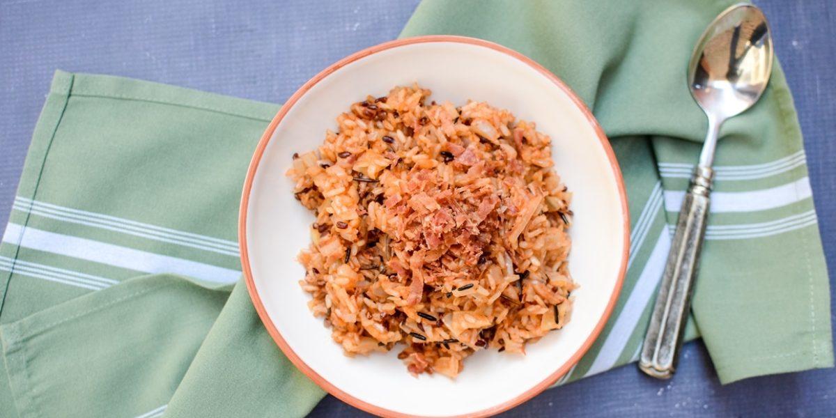 Wild Rice Blend Bacon