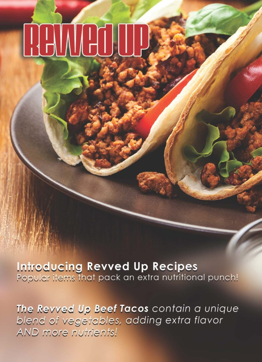 Beef Tacos Card Front