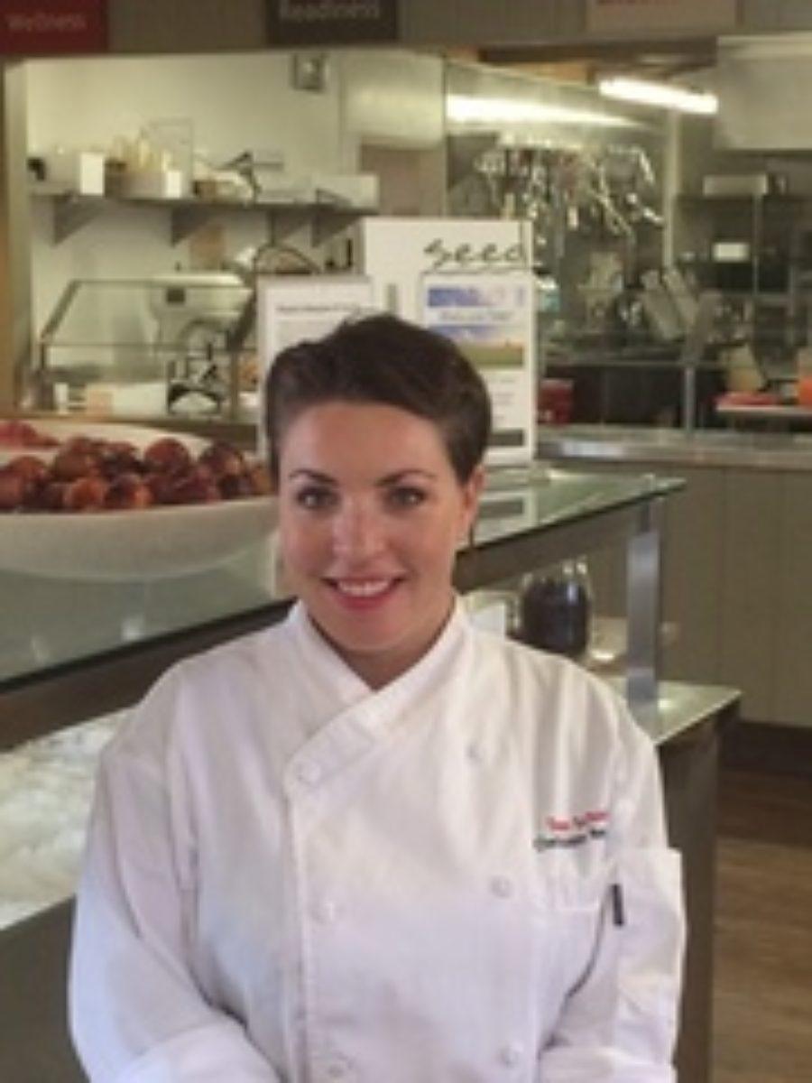 Chef Robin Reynolds