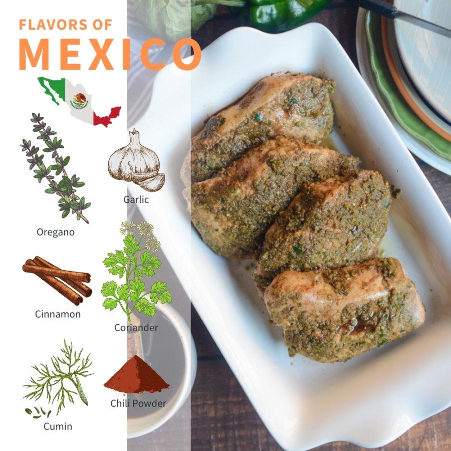 Cinnamon Mexico