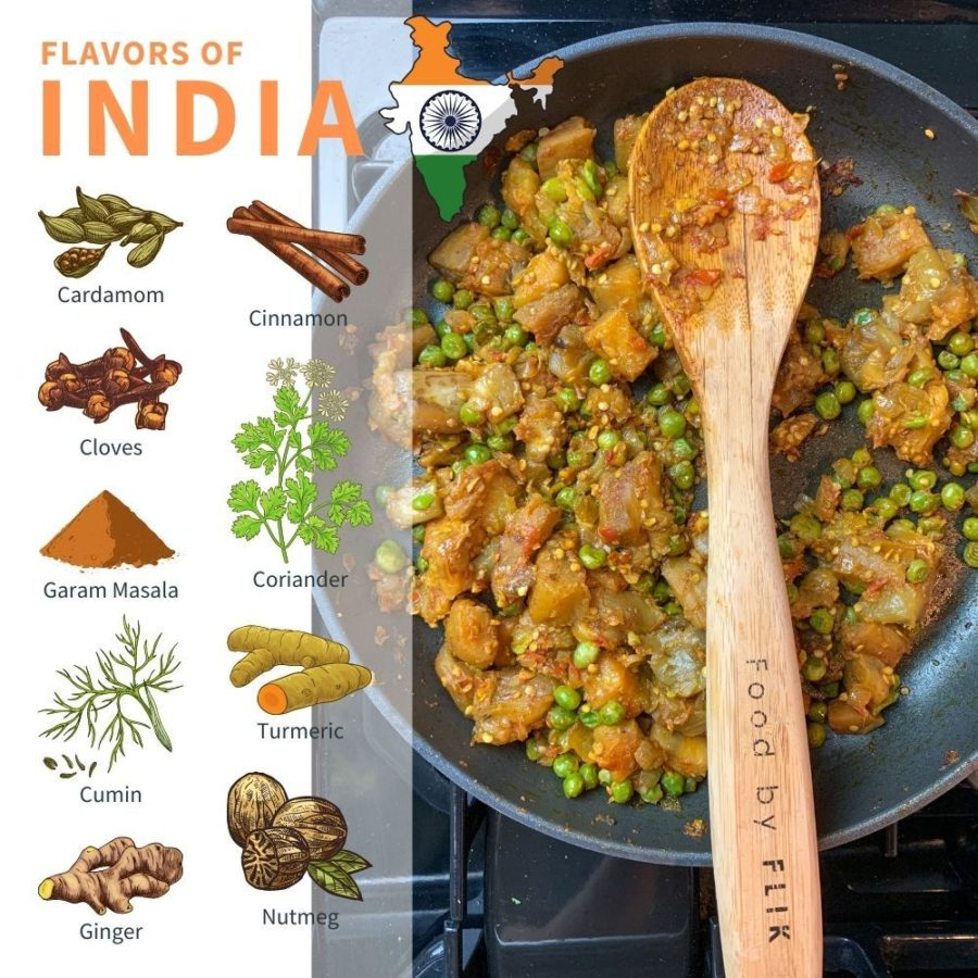 Flavors Of India October