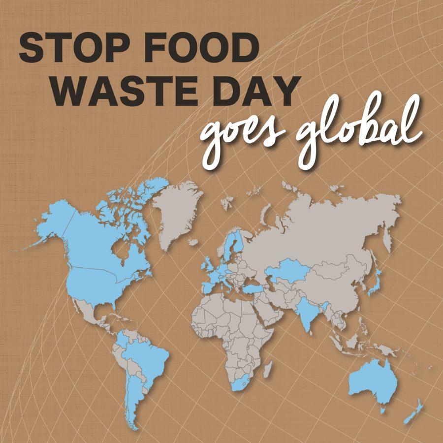 Food Waste Global Map