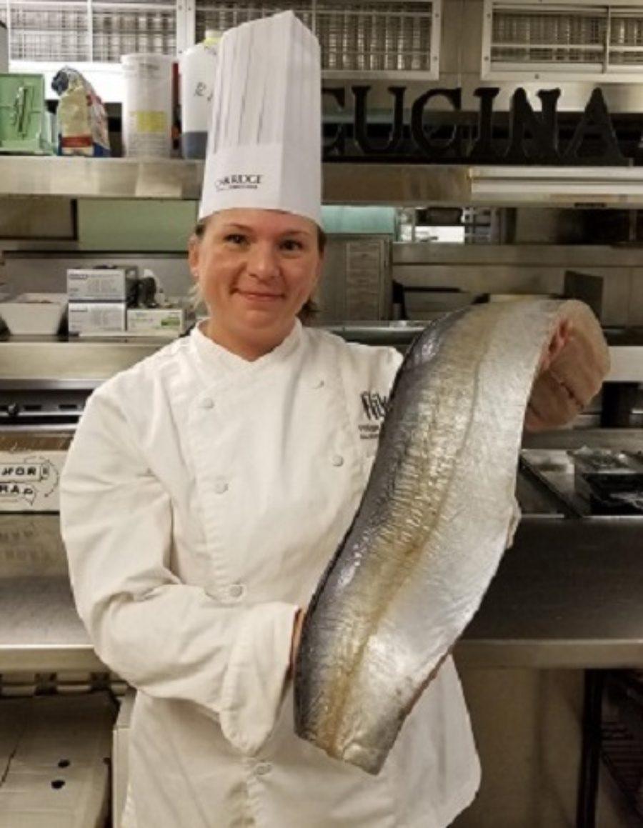 Paige Sullivan Regional Sous Chef