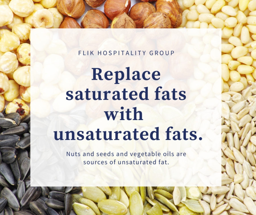 Sat And Unsaturated Fat