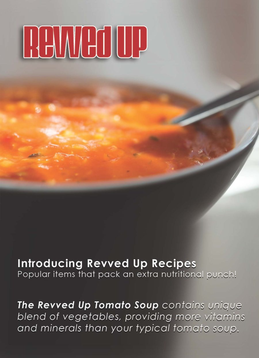 Tomato Soup Card Front
