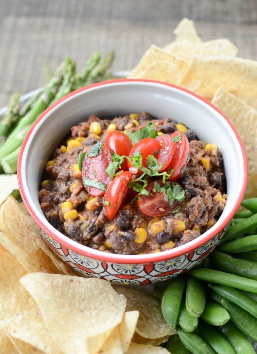 Black Bean Corn Dip