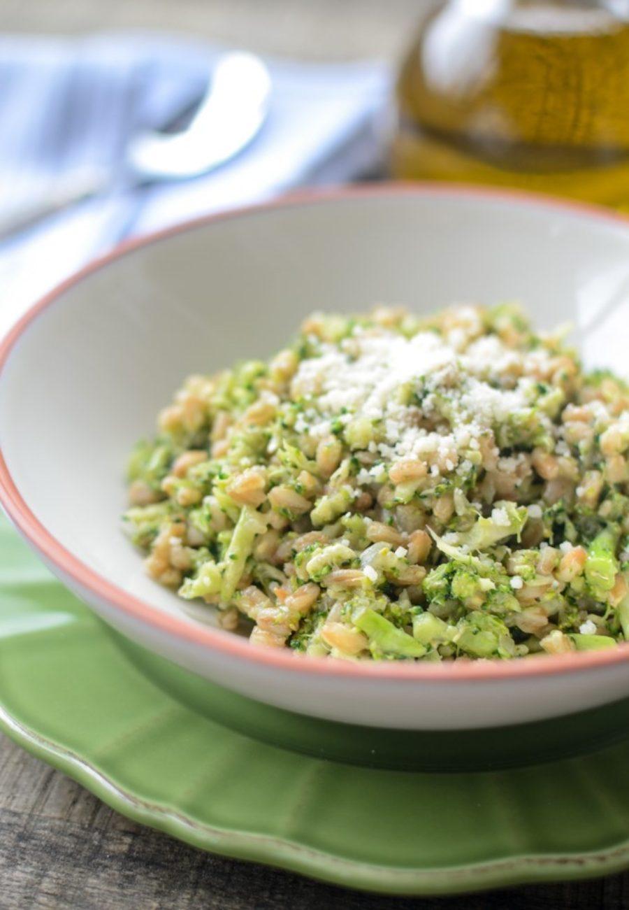 Broccoli Risotto 3