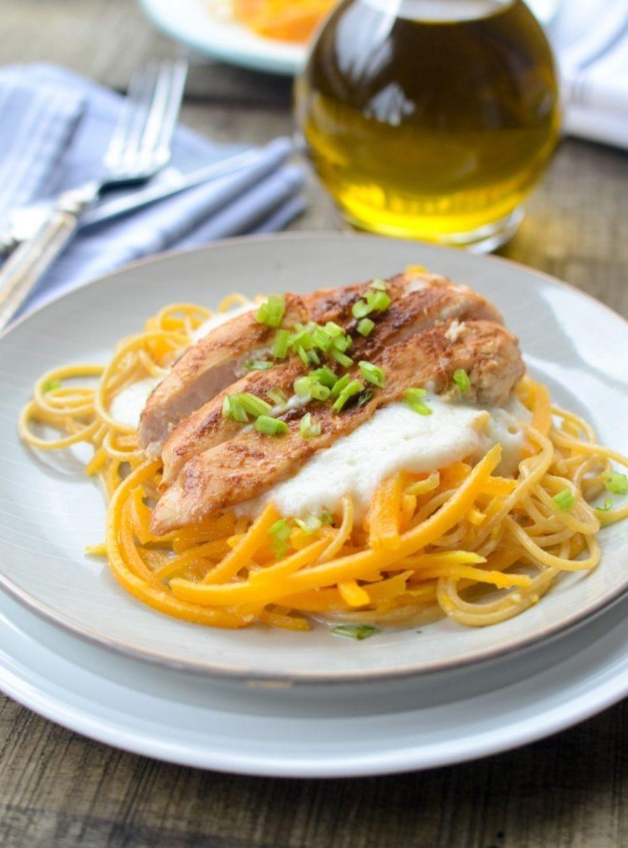 Butternut Squash Noodles 3
