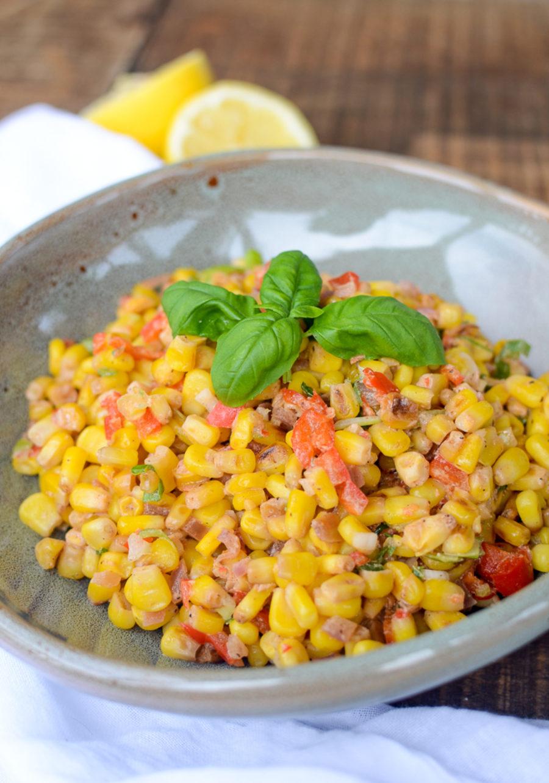 Corn Scallion Ragout 2