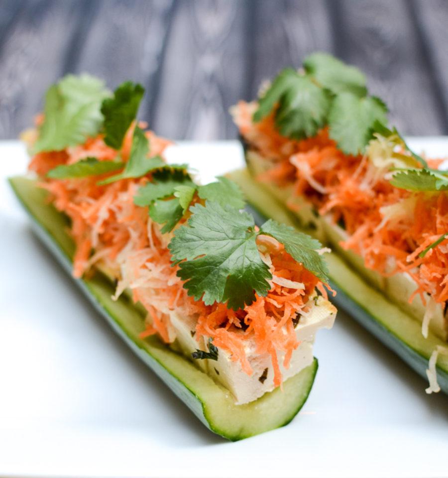 Cucumber Banh Mi 2