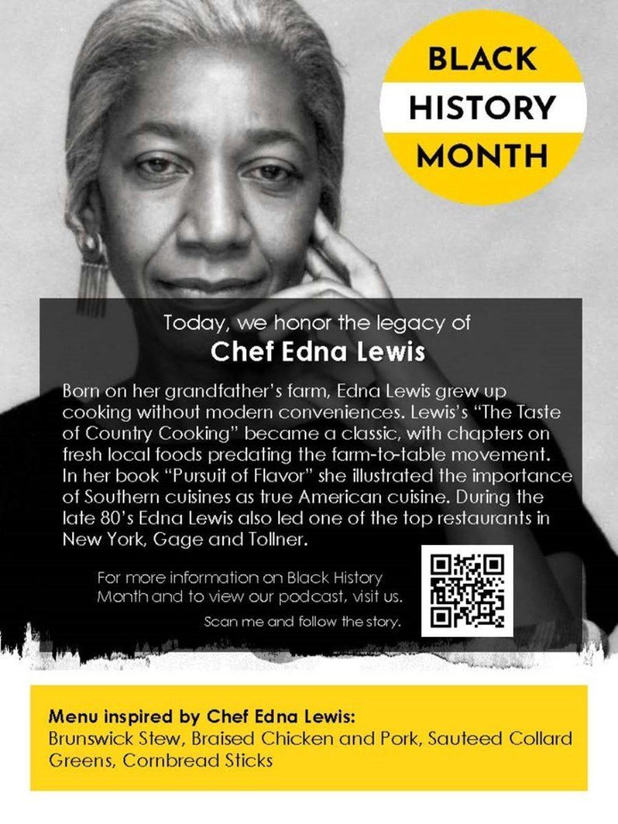 Edna Lewis Marketing
