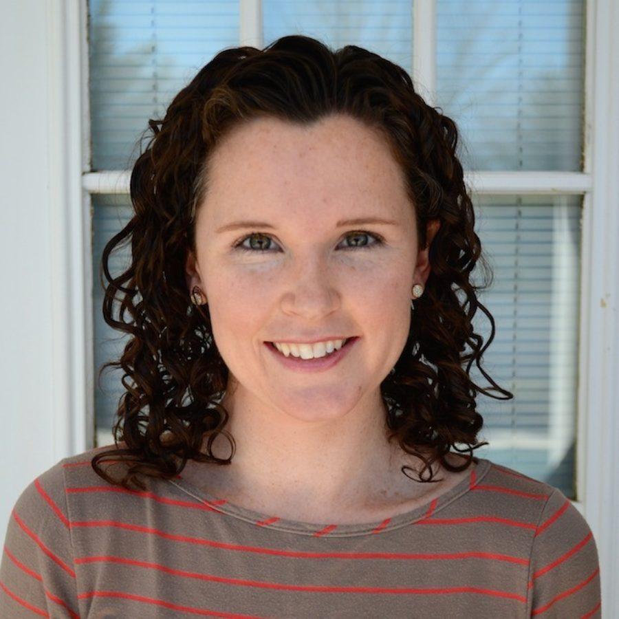 Headshot Danielle Cushinfg
