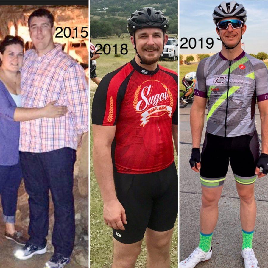 Jonathan Dutton Weight Loss