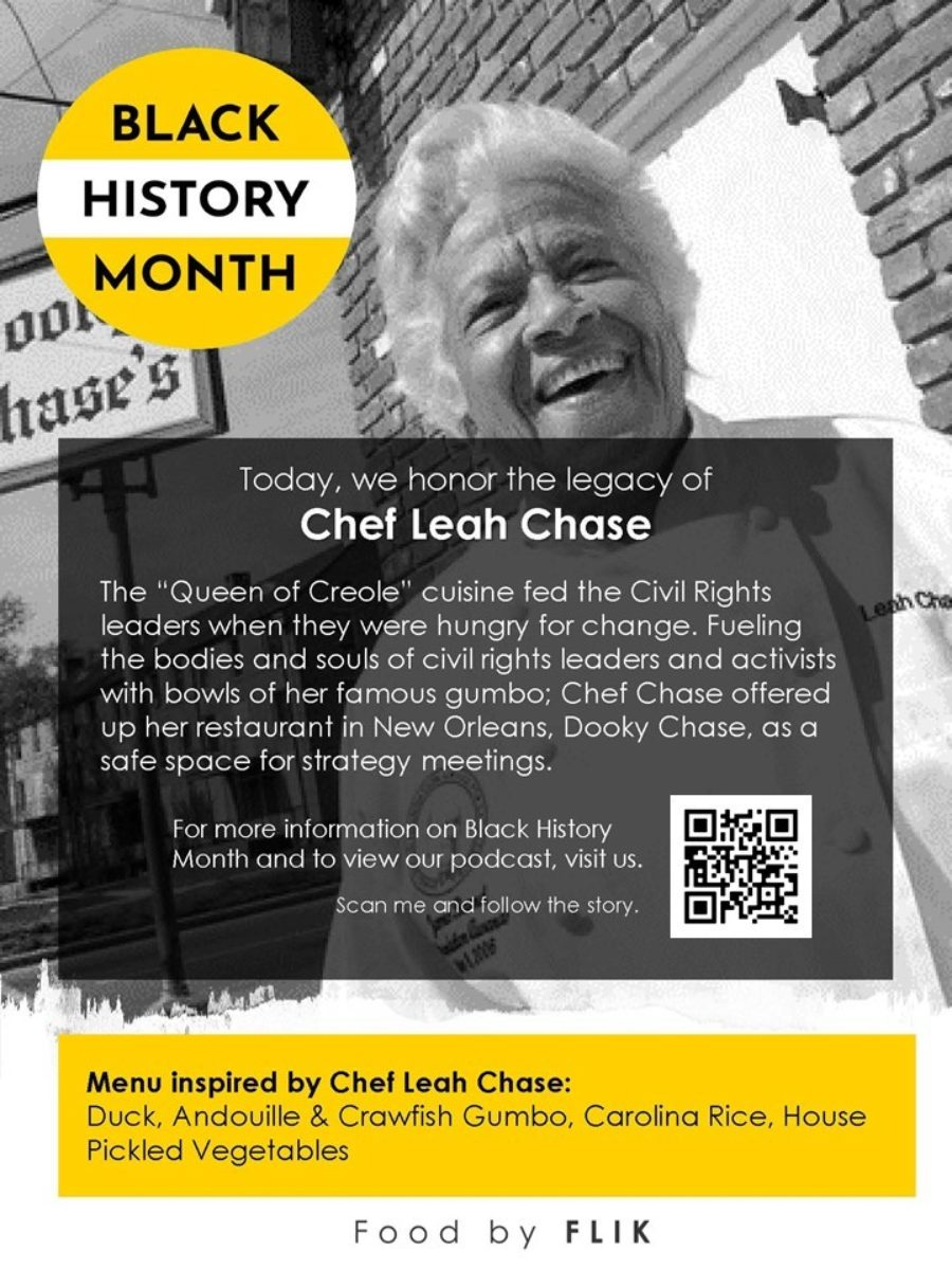 Leah Chase Marketing