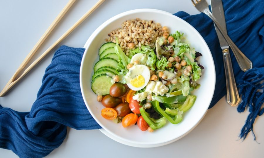 Mediterranean Salad Hi Res