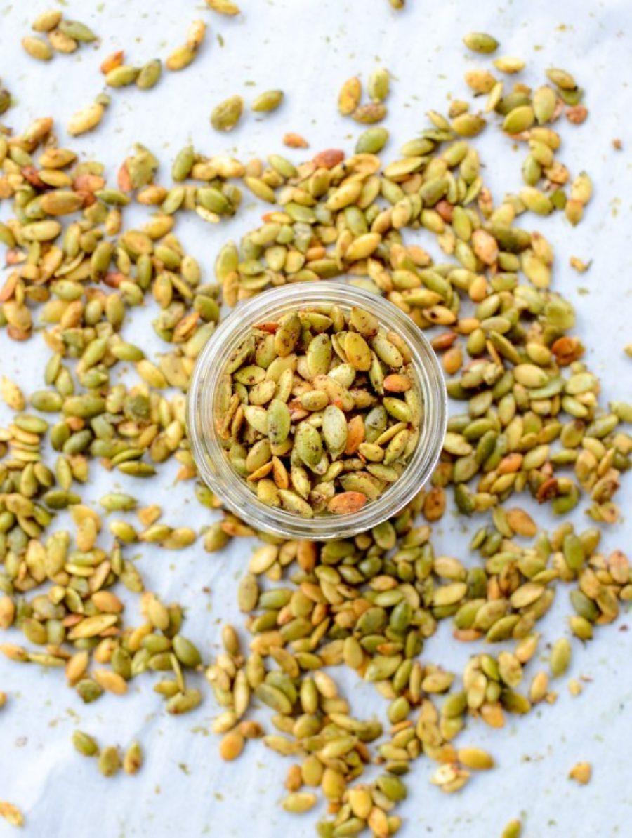 Spiced Pumpkin Seeds 5