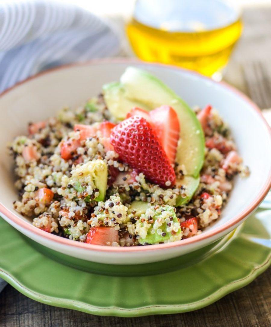 Strawberry Avocado Quinoa 2