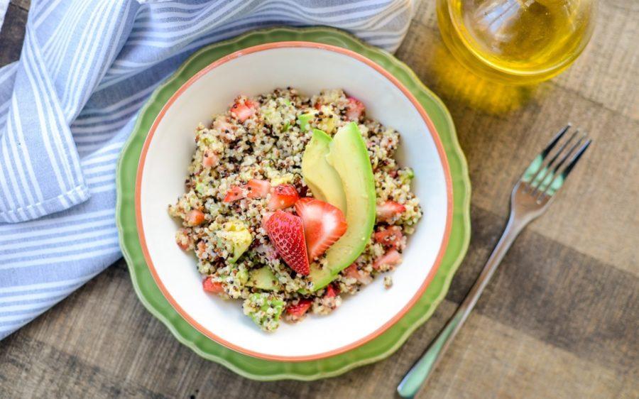 Strawberry Avocado Quinoa 3