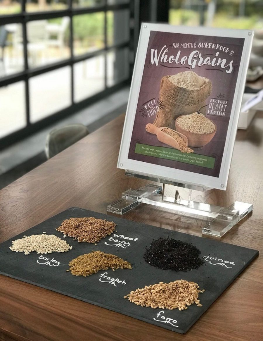 Whole Grain Table