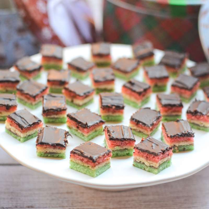 7 Layer Italian Cookies Hi Res