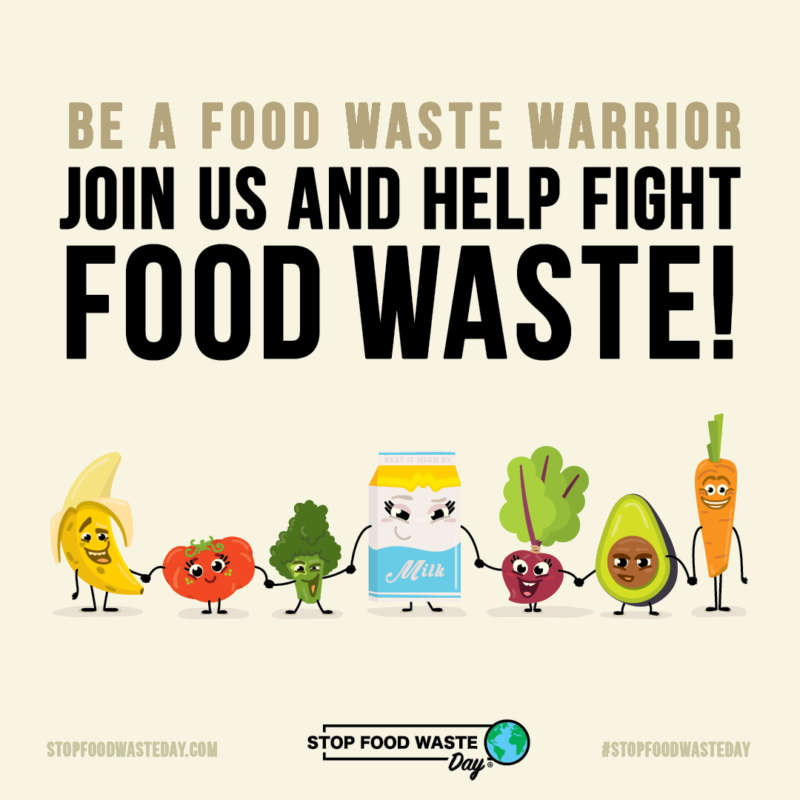 Food Waste Warrior