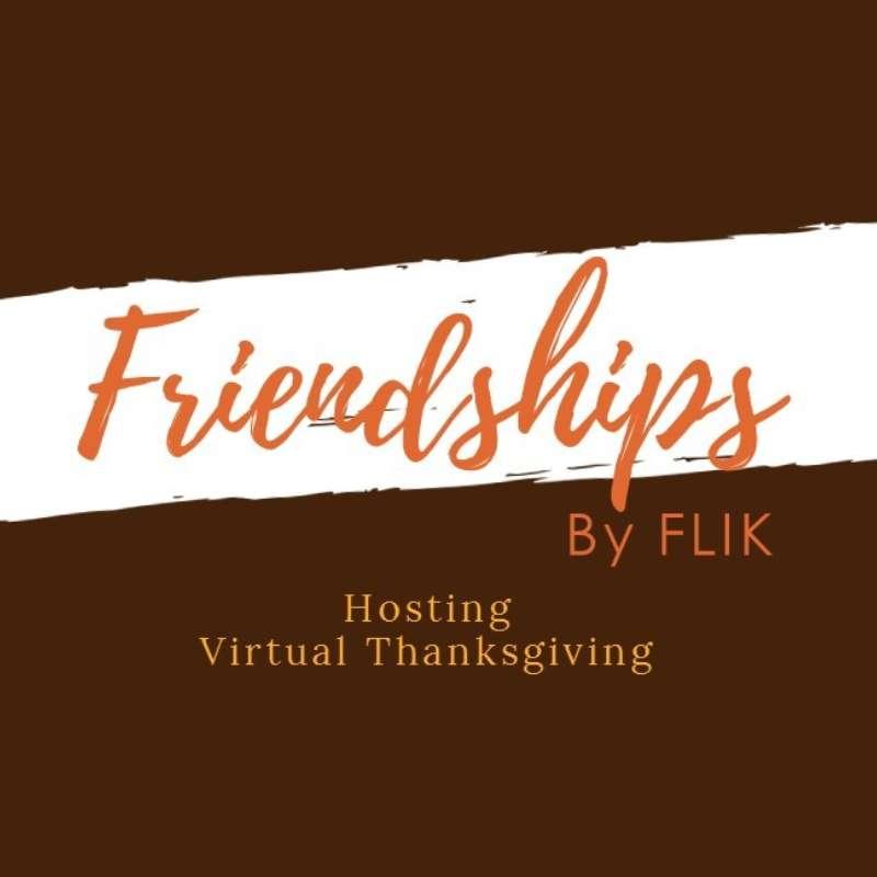 Hosting Virtual Thanksgiving