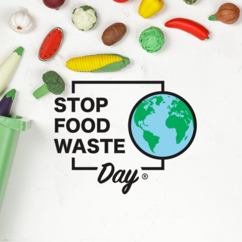Stop Food Waste Banner Image