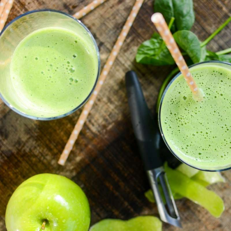 Apple Cucumber Spinach Smoothie Hi Res