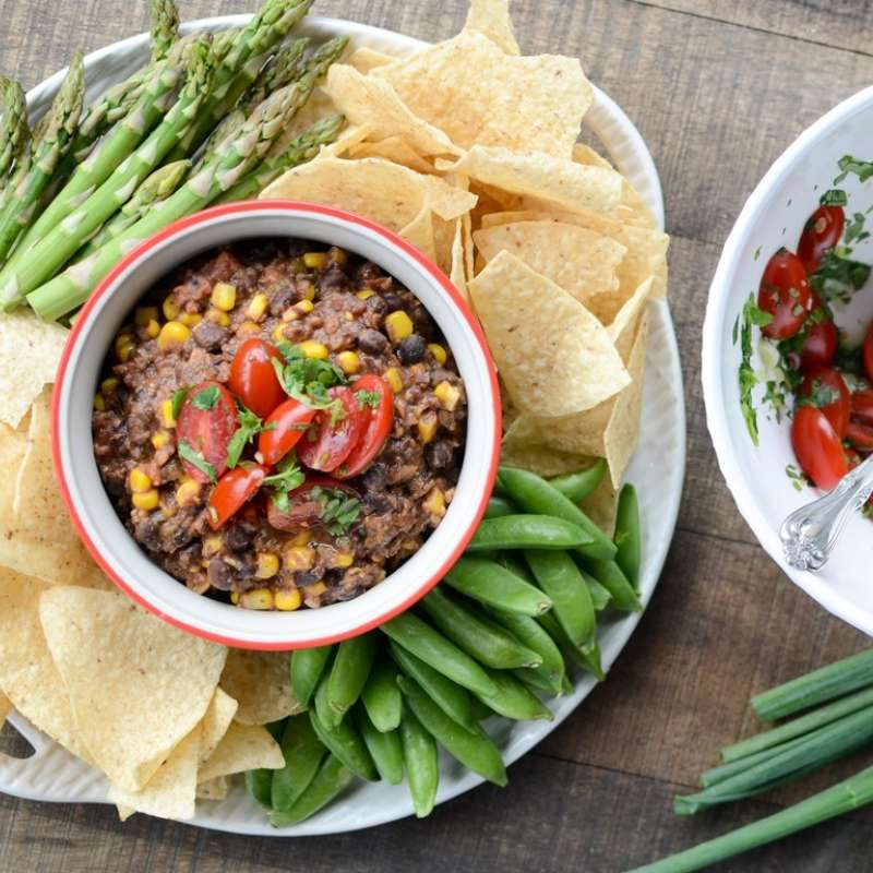 Black Bean Corn Dip Hi Res
