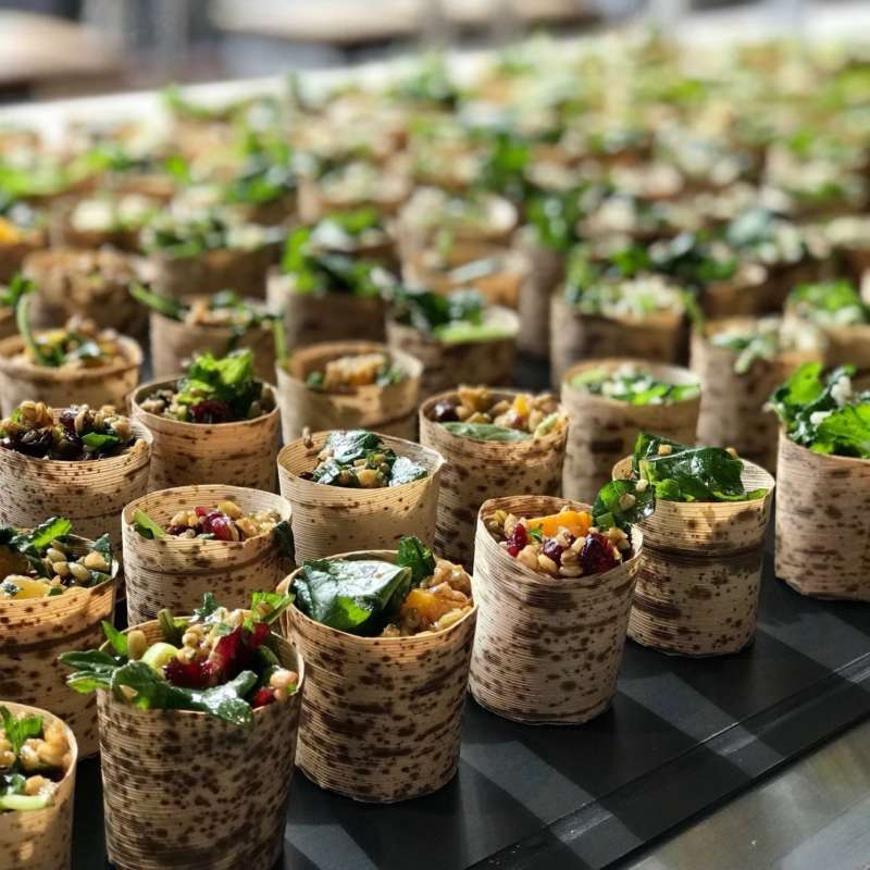 Composed Salad Catering