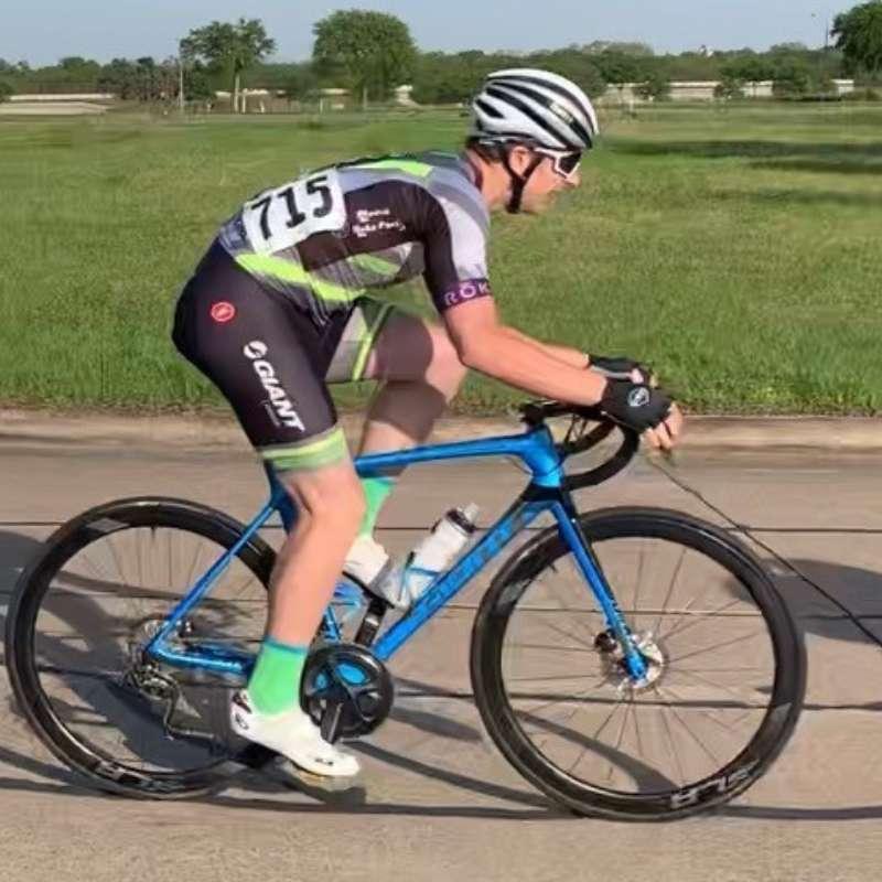 Jonathan Dutton Bike