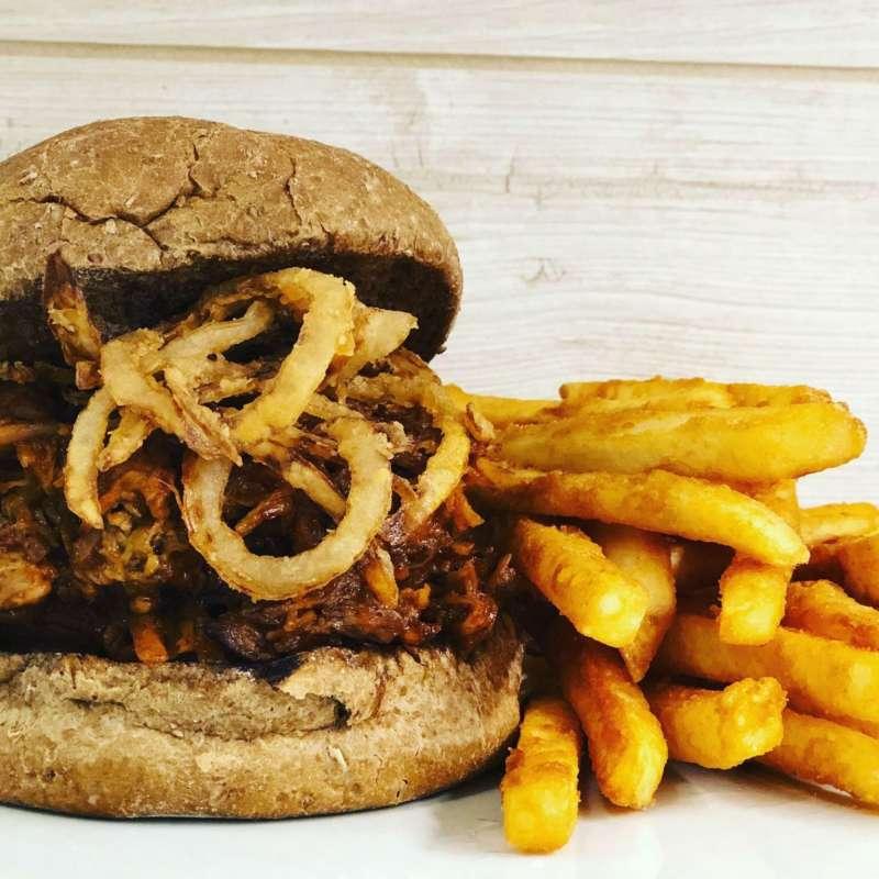 Man Burger