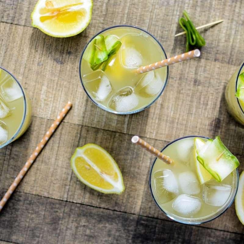 Matcha Lemonade 4