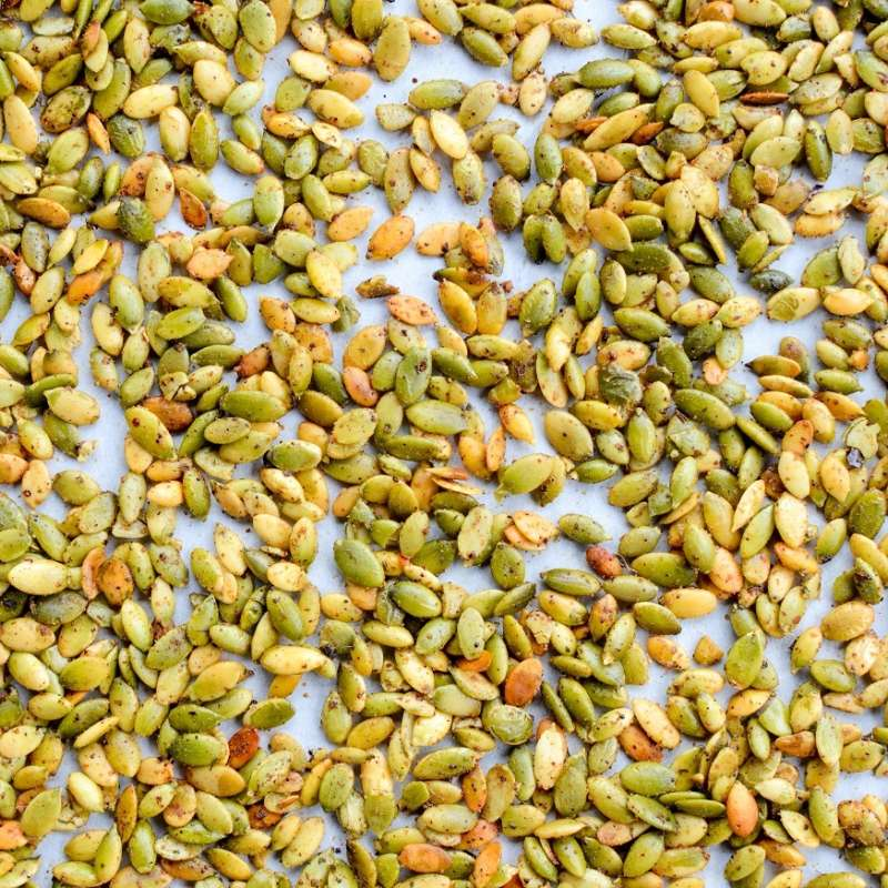 Spiced Pumpkin Seeds 4